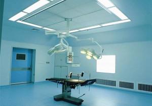 医疗净化工程中手术室空气净化的原理