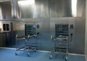 供应室装修公司水、电、气的材料与施工方案分享