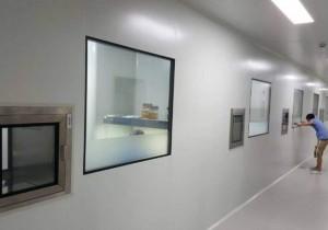 微生物装修公司无菌室的布局